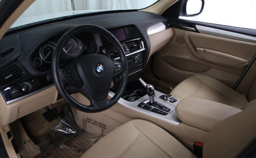 2013 BMW X3 28i #9