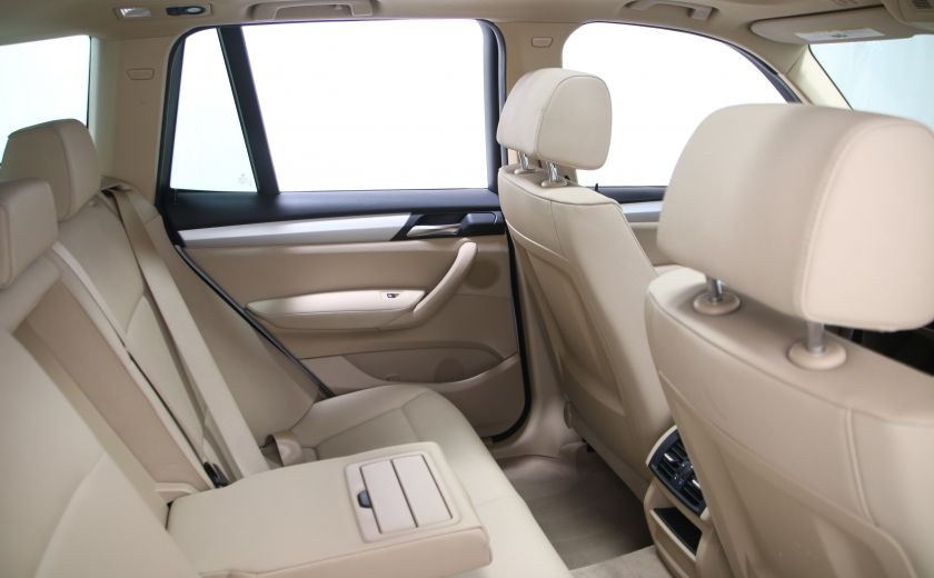 2013 BMW X3 28i #16