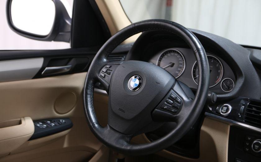 2013 BMW X3 28i #19