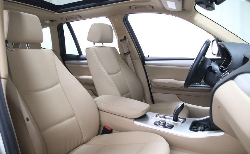 2013 BMW X3 28i #20