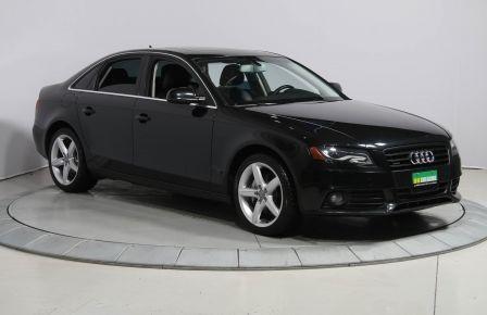 2012 Audi A4 2.0T Premium QUATTRO A/C CUIR TOIT MAGS #0