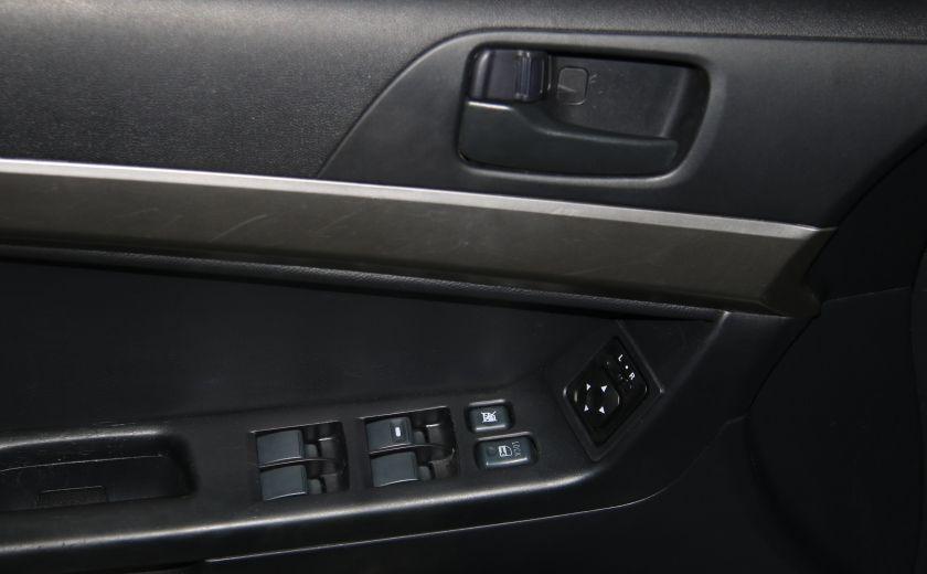 2013 Mitsubishi Lancer SE AWD AUTO A/C GR ELECT MAGS BLUETOOTH #10