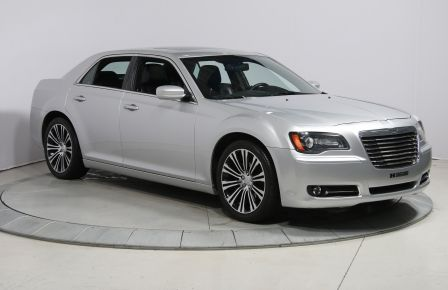 2012 Chrysler 300 300S CUIR TOIT MAGS BLUETOOTH #0