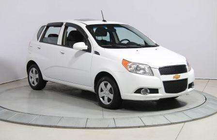 2011 Chevrolet Aveo LT AUTO A/C GR ELECT TOIT #0
