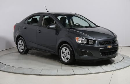 2013 Chevrolet Sonic LS AUTOMATIQUE BLUETHOOT #0