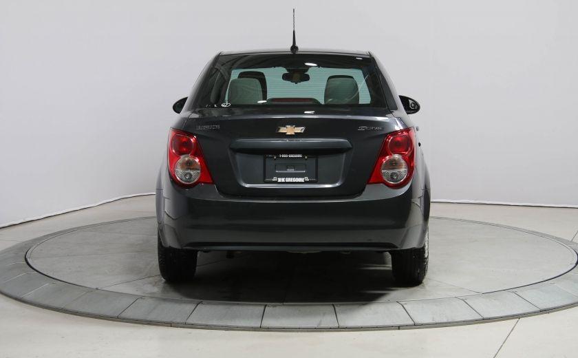 2013 Chevrolet Sonic LS AUTOMATIQUE BLUETHOOT #5