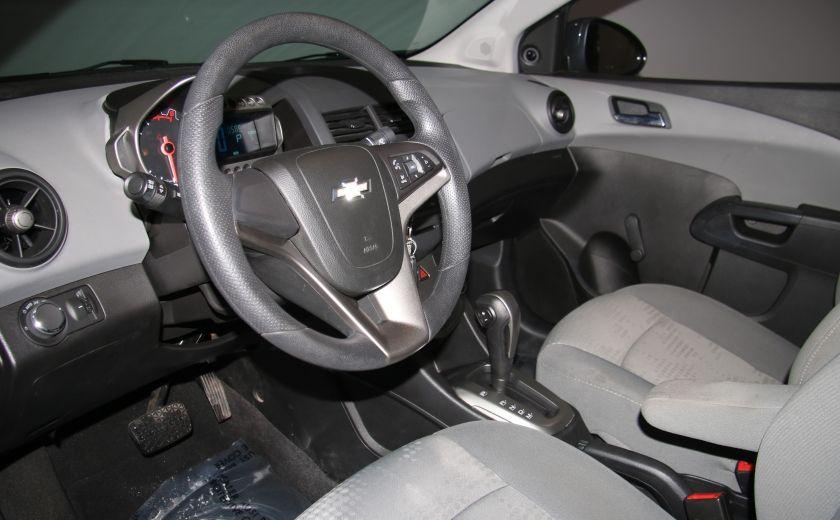 2013 Chevrolet Sonic LS AUTOMATIQUE BLUETHOOT #8