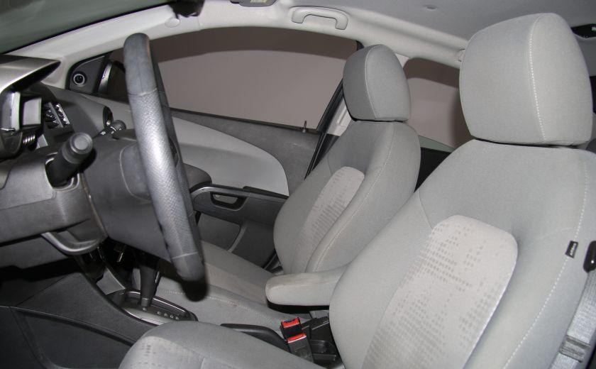 2013 Chevrolet Sonic LS AUTOMATIQUE BLUETHOOT #9