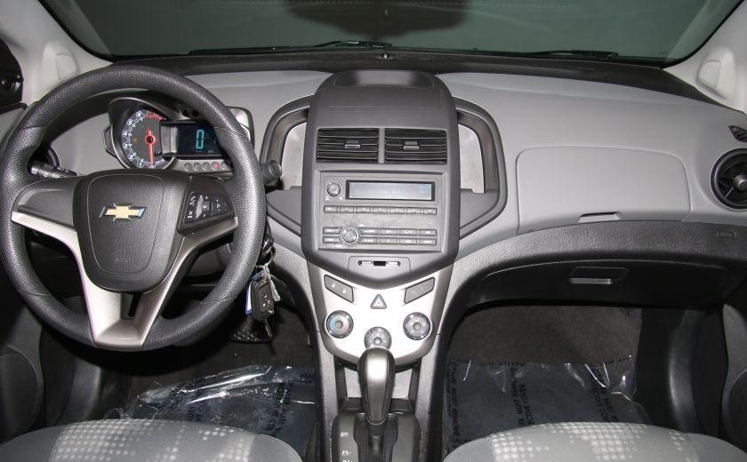 2013 Chevrolet Sonic LS AUTOMATIQUE BLUETHOOT #10