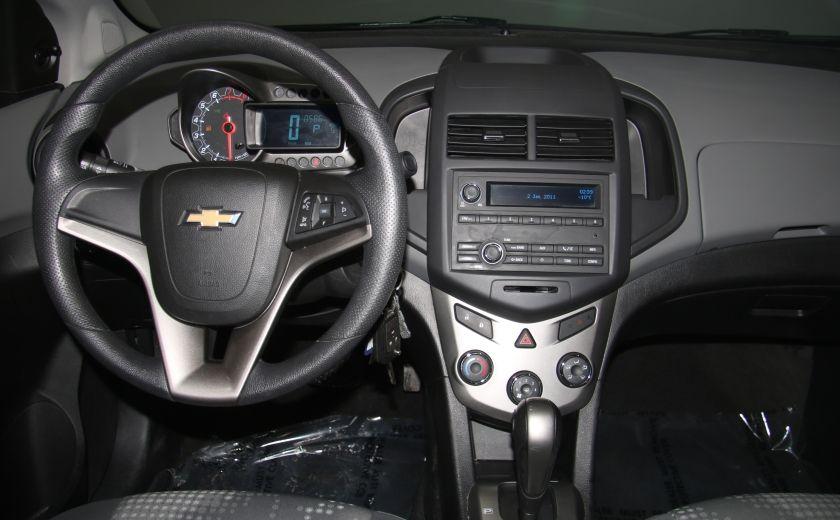 2013 Chevrolet Sonic LS AUTOMATIQUE BLUETHOOT #11