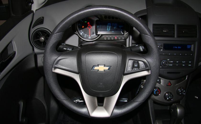 2013 Chevrolet Sonic LS AUTOMATIQUE BLUETHOOT #12