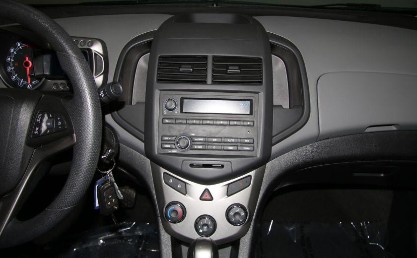 2013 Chevrolet Sonic LS AUTOMATIQUE BLUETHOOT #13