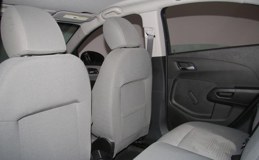 2013 Chevrolet Sonic LS AUTOMATIQUE BLUETHOOT #15