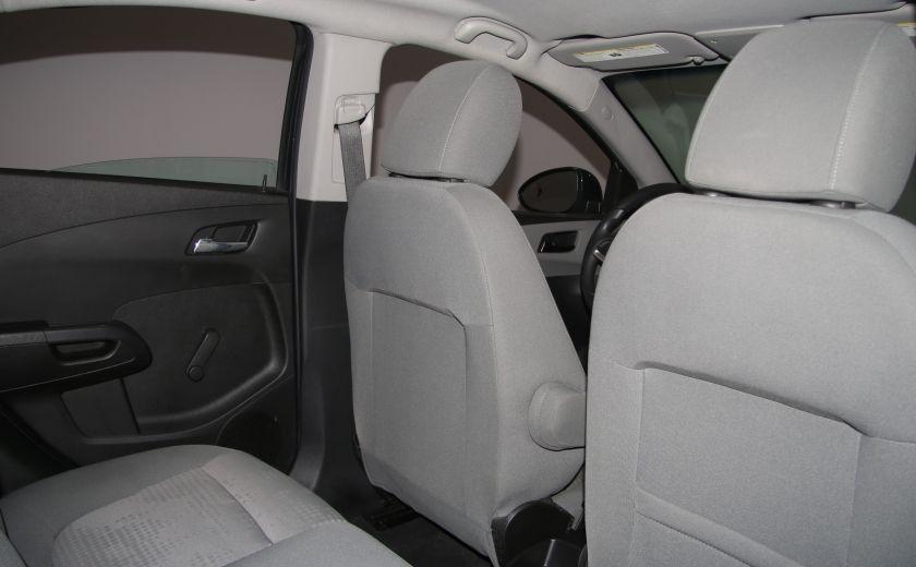 2013 Chevrolet Sonic LS AUTOMATIQUE BLUETHOOT #17