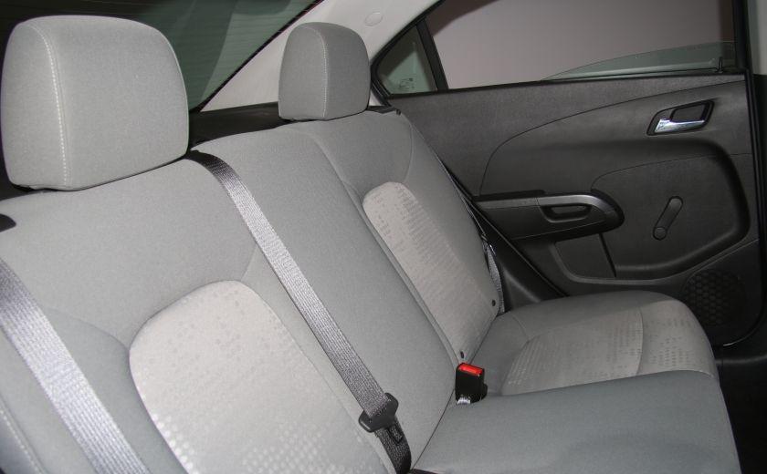 2013 Chevrolet Sonic LS AUTOMATIQUE BLUETHOOT #18