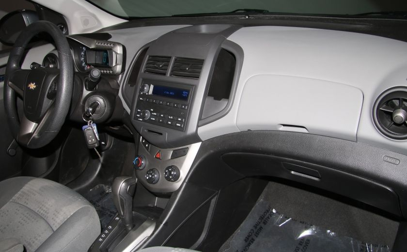 2013 Chevrolet Sonic LS AUTOMATIQUE BLUETHOOT #19