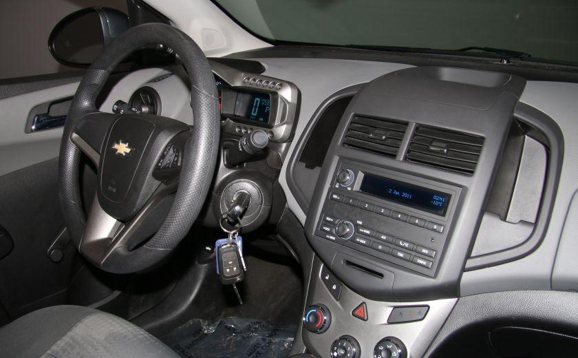 2013 Chevrolet Sonic LS AUTOMATIQUE BLUETHOOT #20