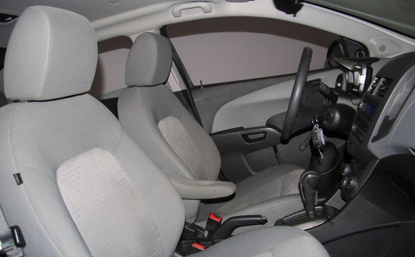 2013 Chevrolet Sonic LS AUTOMATIQUE BLUETHOOT #21