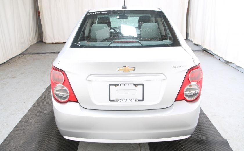 2015 Chevrolet Sonic LS BLUETHOOT #4