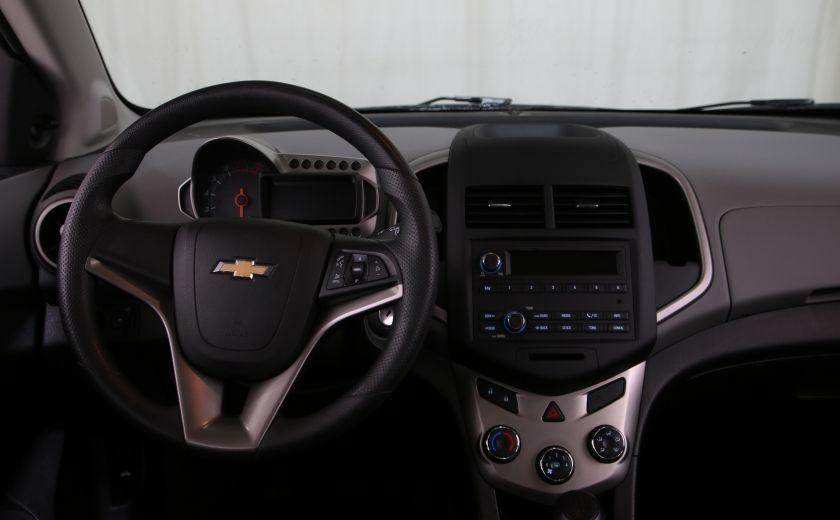2015 Chevrolet Sonic LS BLUETHOOT #9