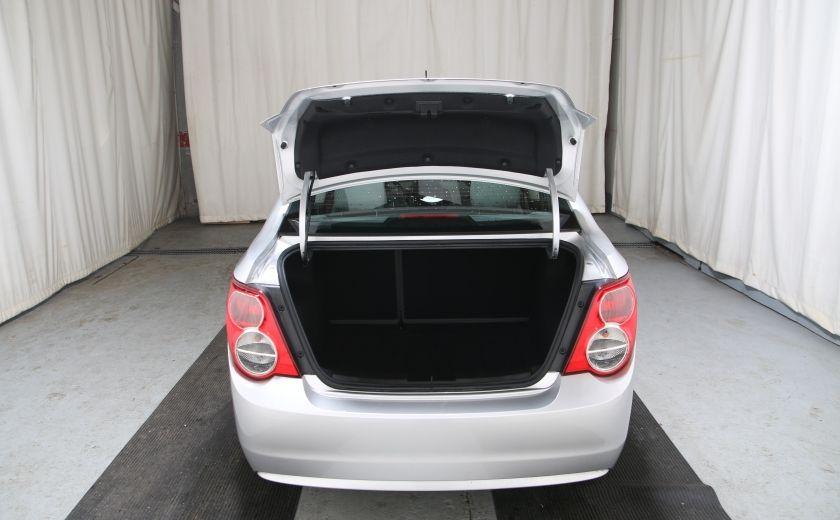 2015 Chevrolet Sonic LS BLUETHOOT #21