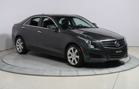 2013 Cadillac ATS LUXURY AWD V6 CUIR TOIT NAVIGATION CAMERA RECUL #0