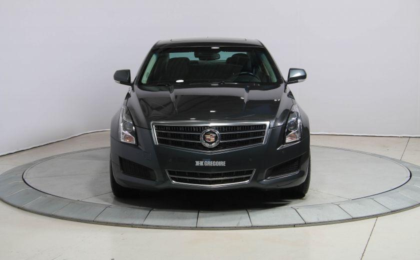 2013 Cadillac ATS LUXURY AWD V6 CUIR TOIT NAVIGATION CAMERA RECUL #1