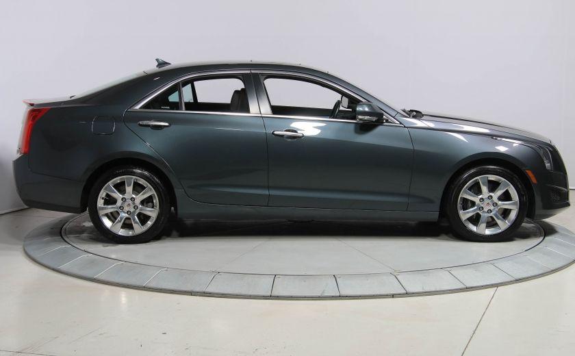 2013 Cadillac ATS LUXURY AWD V6 CUIR TOIT NAVIGATION CAMERA RECUL #6