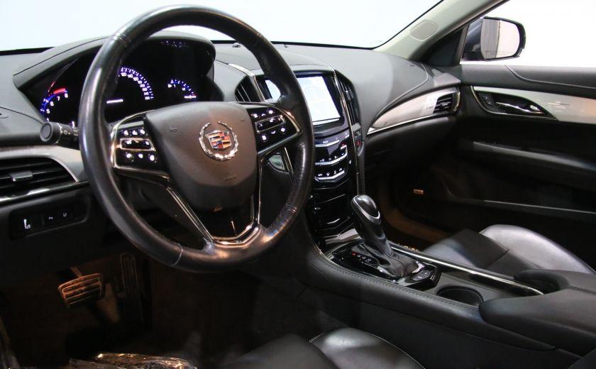 2013 Cadillac ATS LUXURY AWD V6 CUIR TOIT NAVIGATION CAMERA RECUL #7