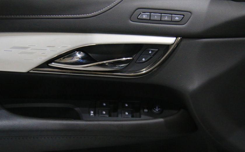 2013 Cadillac ATS LUXURY AWD V6 CUIR TOIT NAVIGATION CAMERA RECUL #9