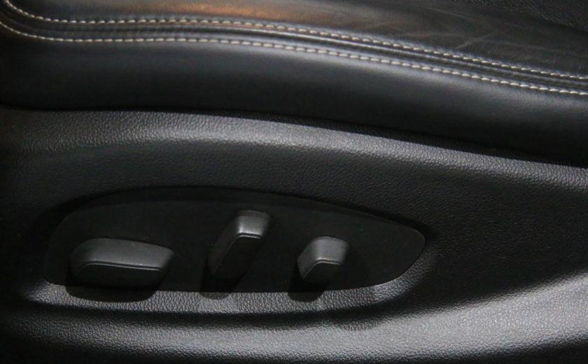2013 Cadillac ATS LUXURY AWD V6 CUIR TOIT NAVIGATION CAMERA RECUL #10