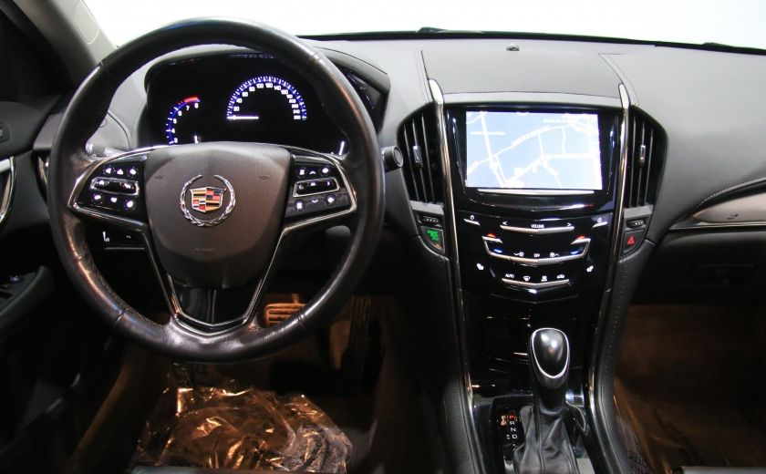 2013 Cadillac ATS LUXURY AWD V6 CUIR TOIT NAVIGATION CAMERA RECUL #13