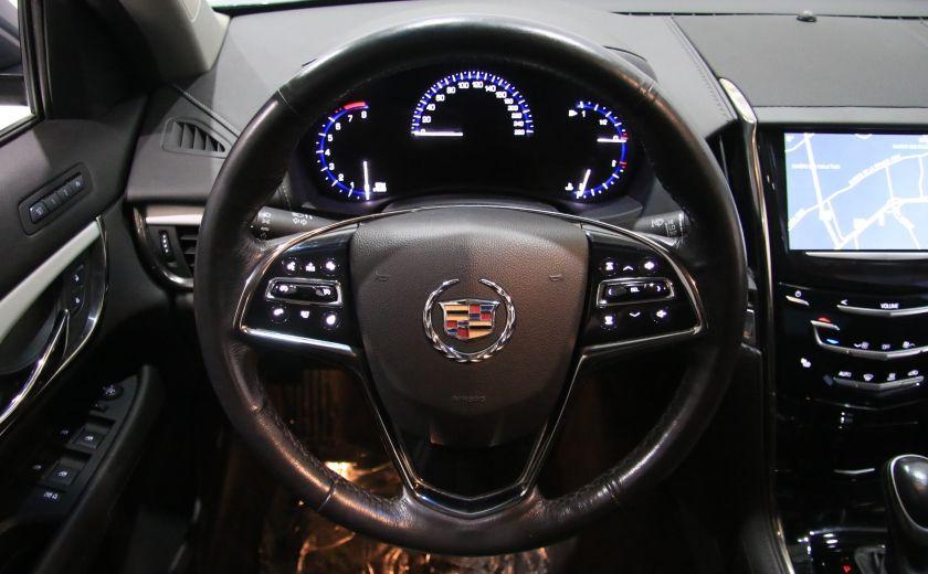 2013 Cadillac ATS LUXURY AWD V6 CUIR TOIT NAVIGATION CAMERA RECUL #14