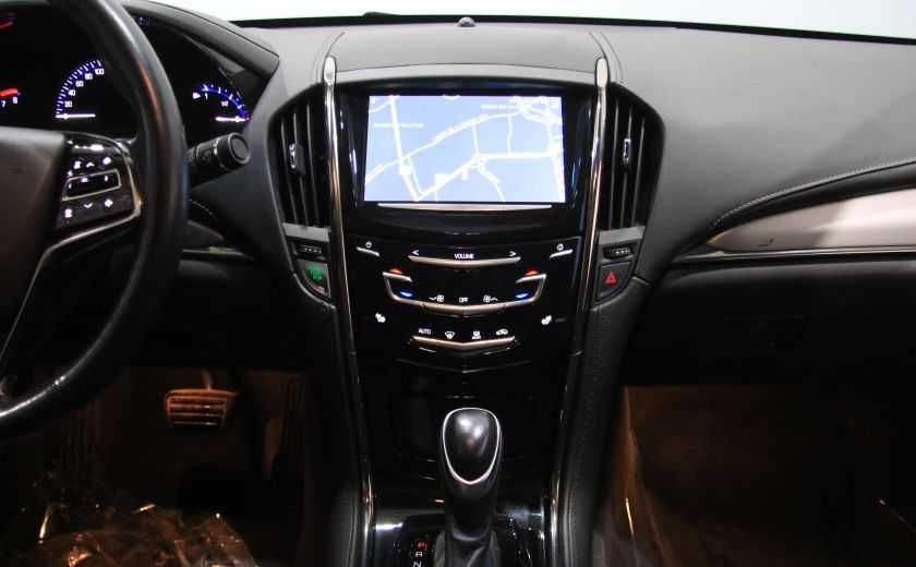 2013 Cadillac ATS LUXURY AWD V6 CUIR TOIT NAVIGATION CAMERA RECUL #15