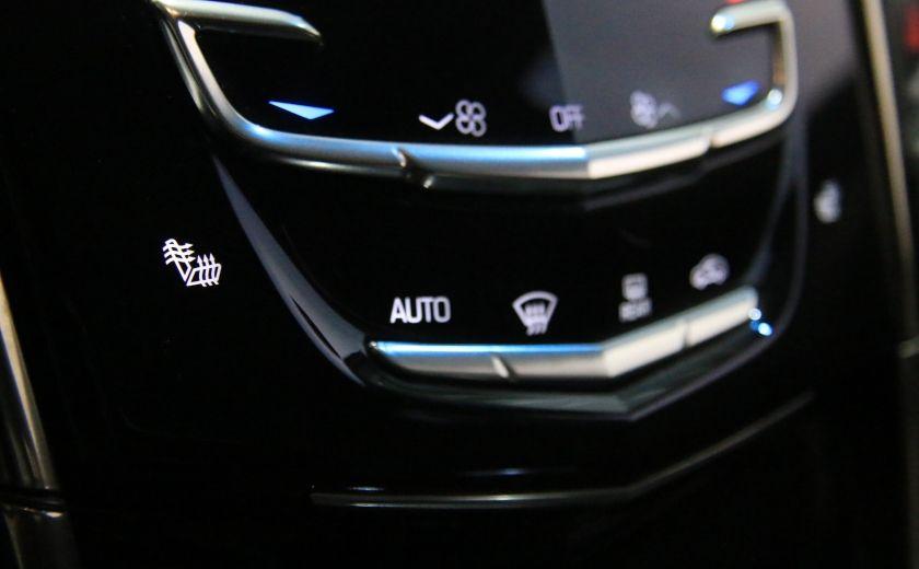 2013 Cadillac ATS LUXURY AWD V6 CUIR TOIT NAVIGATION CAMERA RECUL #18