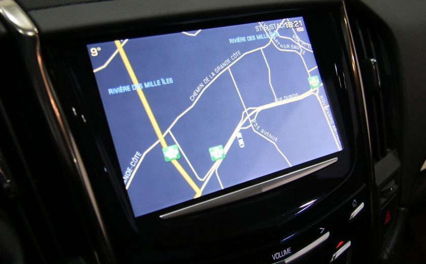 2013 Cadillac ATS LUXURY AWD V6 CUIR TOIT NAVIGATION CAMERA RECUL #20