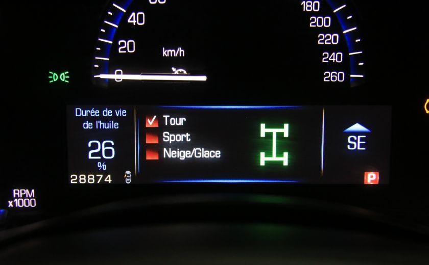 2013 Cadillac ATS LUXURY AWD V6 CUIR TOIT NAVIGATION CAMERA RECUL #21