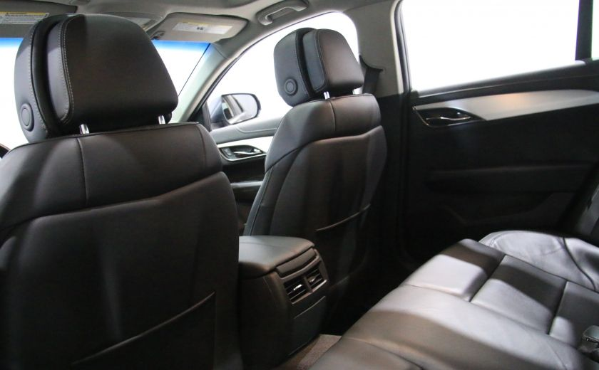 2013 Cadillac ATS LUXURY AWD V6 CUIR TOIT NAVIGATION CAMERA RECUL #22