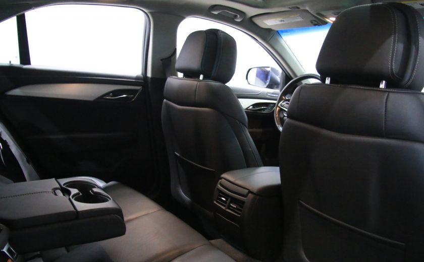 2013 Cadillac ATS LUXURY AWD V6 CUIR TOIT NAVIGATION CAMERA RECUL #24