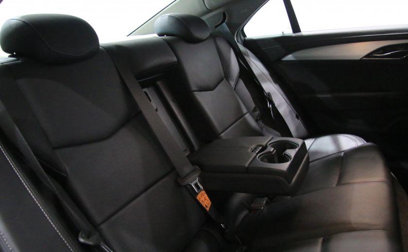 2013 Cadillac ATS LUXURY AWD V6 CUIR TOIT NAVIGATION CAMERA RECUL #25