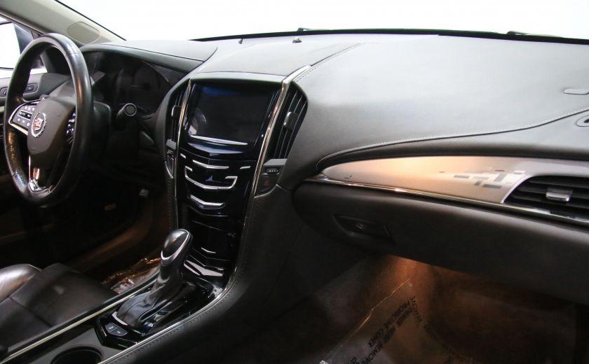 2013 Cadillac ATS LUXURY AWD V6 CUIR TOIT NAVIGATION CAMERA RECUL #26