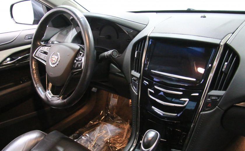 2013 Cadillac ATS LUXURY AWD V6 CUIR TOIT NAVIGATION CAMERA RECUL #27
