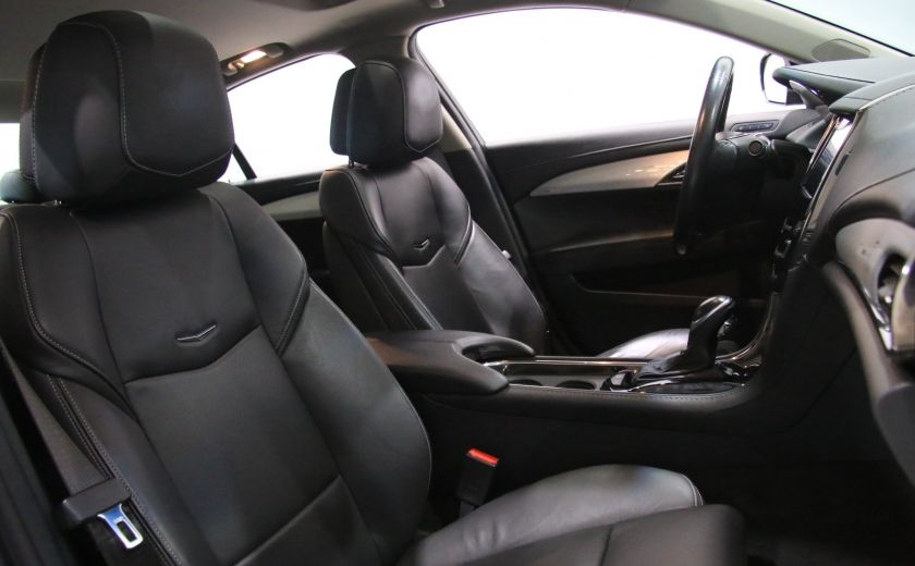 2013 Cadillac ATS LUXURY AWD V6 CUIR TOIT NAVIGATION CAMERA RECUL #28