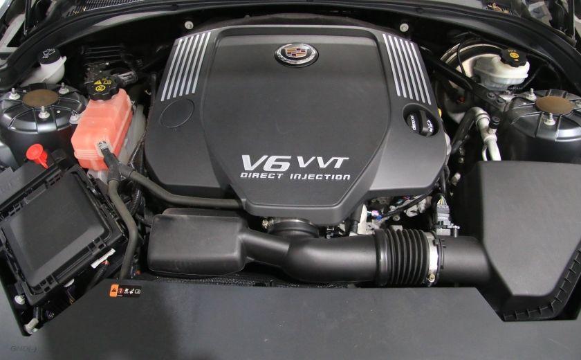 2013 Cadillac ATS LUXURY AWD V6 CUIR TOIT NAVIGATION CAMERA RECUL #29