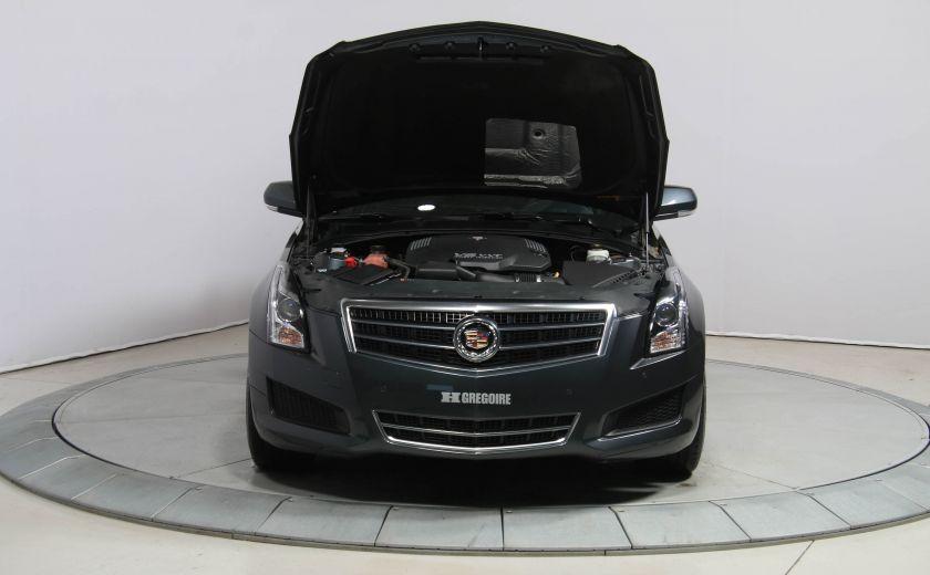2013 Cadillac ATS LUXURY AWD V6 CUIR TOIT NAVIGATION CAMERA RECUL #30