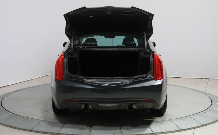 2013 Cadillac ATS LUXURY AWD V6 CUIR TOIT NAVIGATION CAMERA RECUL #31