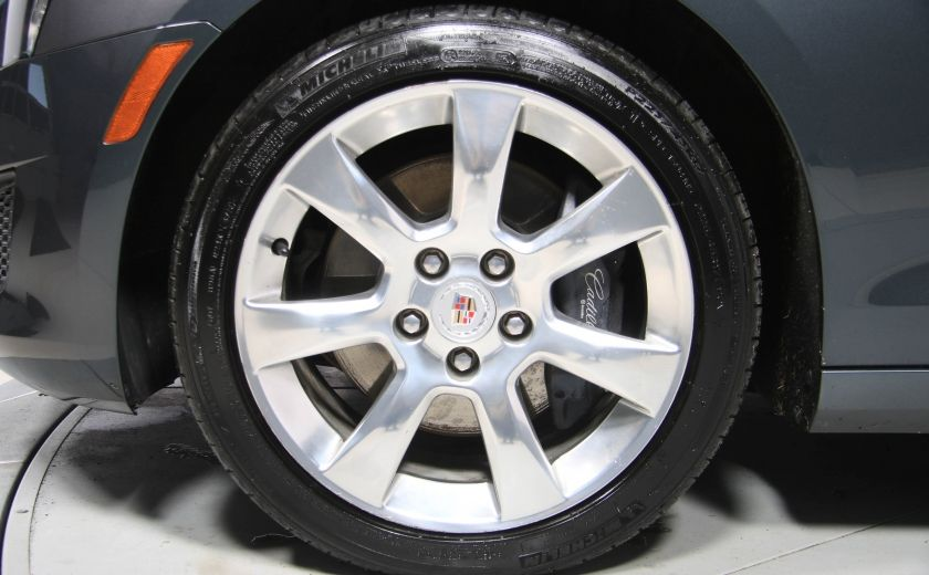 2013 Cadillac ATS LUXURY AWD V6 CUIR TOIT NAVIGATION CAMERA RECUL #34