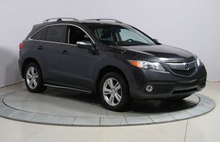 2013 Acura RDX Tech Pkg AWD CUIR TOIT NAVIGATION MAGS BLUETOOTH #0