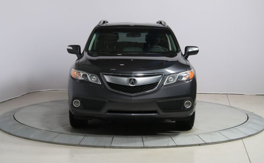 2013 Acura RDX Tech Pkg AWD CUIR TOIT NAVIGATION MAGS BLUETOOTH #1