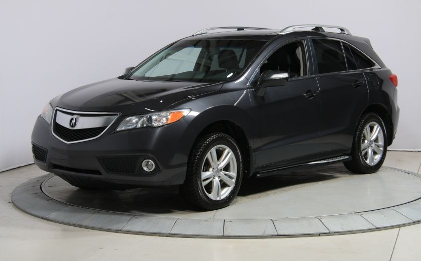 2013 Acura RDX Tech Pkg AWD CUIR TOIT NAVIGATION MAGS BLUETOOTH #2